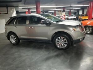 2008 Ford Edge Limited/ cuir/ toit panora/ FINANCEMENT APPROUVÉ!
