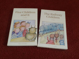 The railway children and Five Children and It