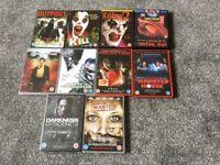 DVD bundle horror