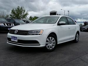2015 Volkswagen Jetta TRENDLINE PLUS-BLUETOOTH-HEATED SEATS--CAM
