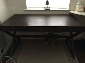 Beautiful large office desk from William Sonoma - priced for quick sale