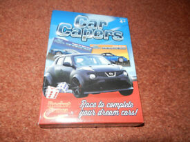 New Car Capers Game
