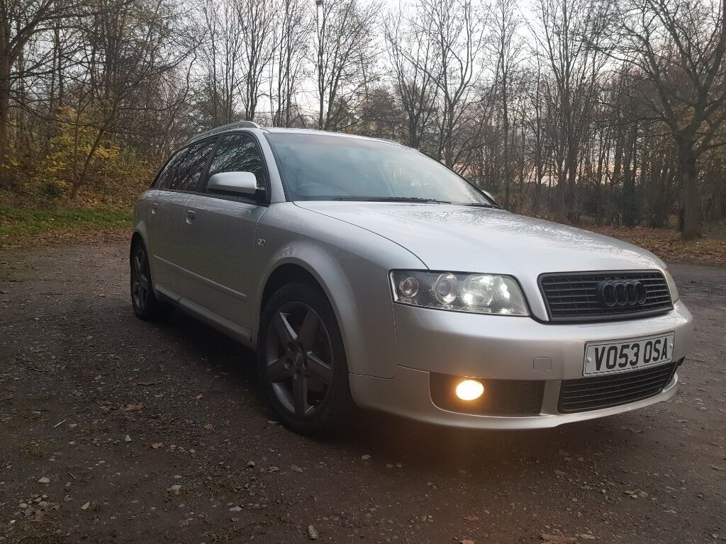 For Sale Audi A4 B6 19tdi S Line Pd130 In Crewe Cheshire Gumtree