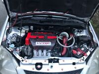 HONDA CIVIC 2.O TYPE R FOR SALE