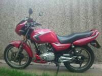 Suzuki EN 125 -2 2007 Reg In Clean Condition YBF CBF CG