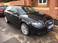 07873 638269 STILL FOR SALE - 2008 AUDI A3 Sportsback 1.9 TDI SE – DIESEL – 5 Door