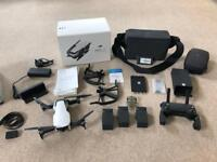 DJI Mavic Air fly more combo drone set including metal case