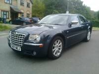 Chrysler 300c 3.0 Diesel Auto 2007 Fully Loaded 124k FSH Up To Date Px Welcome