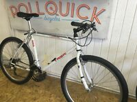 Trek Singletrack hybrid bike