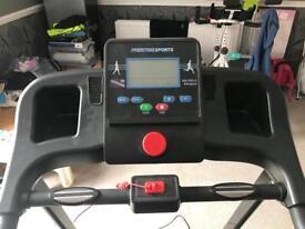 Prestige sports treadmill
