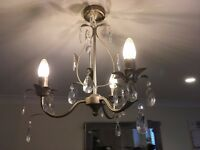 Beautiful light fitting for the ceiling
