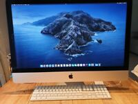 Apple iMac *2015* 4GB GPU 5k RETINA Slim 27'' i7 Quadcore 4.0 Ghz 32gb Ram 512GB Samsung EVO SSD