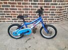 """Ridgeback Mx14 Terrain(8""""frame14""""wheel,1speed) good condition and fully working"""