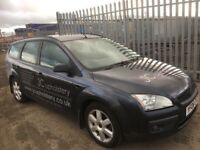 Ford Focus petrol 2006 year - SPARE PARTS AVAILABLE