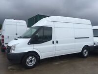 FORD TRANSIT 125 T350 LWB HIGH TOP YEAR 2012 IN VERY GOOD CONDITION IN AND OUT