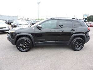 2016 Jeep Cherokee TRAILHAWK, TOIT OUVRANT PANO, TEMPS FROID, RE West Island Greater Montréal image 4