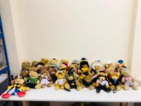 MASSIVE JOBLOT TEDDY BEAR COLLECTION
