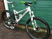 Khs xc604 full sus mtb specialized