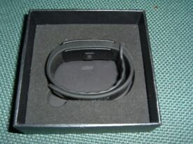 Gosund fitbit/fitness tracker one month old in presentation box. Selling due to upgrade