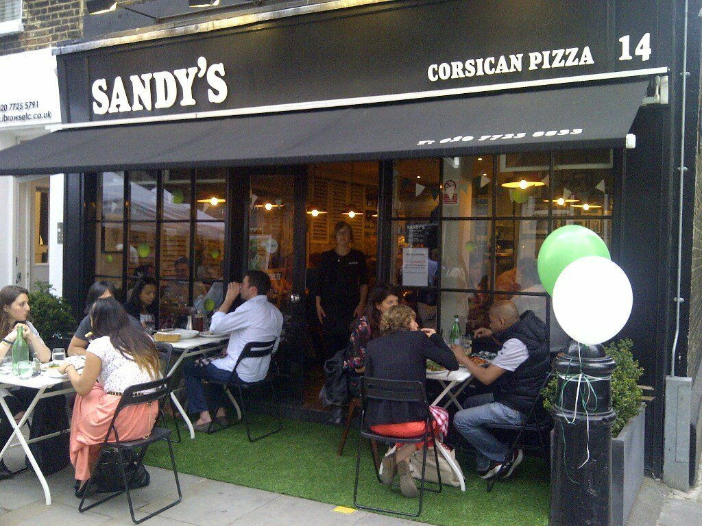Full time Pizza Chef & Kithen Porter required for Corsican Pizza Restaurant, London W1