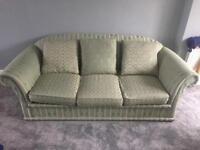 Free Sofa bed set