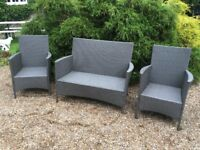 As new garden set .......FREE LOCAL DELIVERY