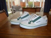 Men's green flash shoes