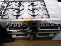 Ex display Range cooker