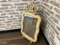 Ornate French Style Mirror