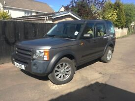 Land Rover Discovery 2.7 Diesel, auto (07 reg) 7 seater