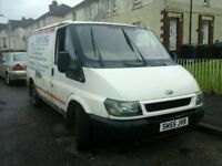ford transit workhorse 05 px/swap