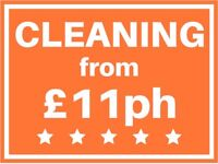 DOMESTIC CLEANING IN LONDON, END OF TENANCY CLEANING, OFFICE CLEANING & CARPET CLEANING FROM £11PH