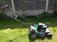 Qualcast self propelled petrol Lawnmower £170.00