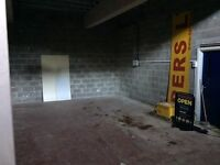 **TO LET Warehouse / Storage Space - Flexible Terms**