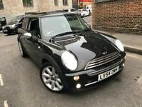 MINI Hatch 1.6 One 3dr XENON+SPORT CALL 07709297381