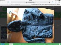 Nike reversible boys coat