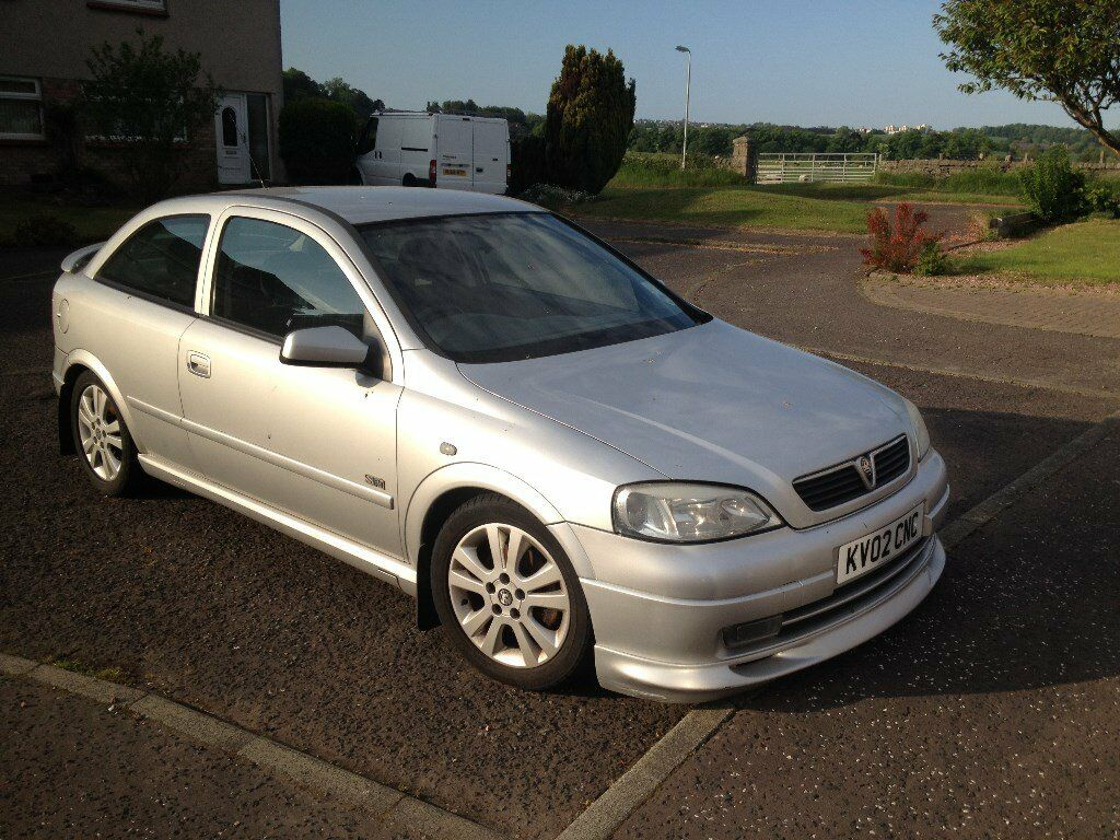 vauxhall astra 2 2 sri irmscher 2002 spares or repair in dunfermline fife gumtree. Black Bedroom Furniture Sets. Home Design Ideas