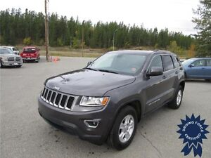 2014 Jeep Grand Cherokee Laredo 4x4 - 5 Seater, A/T, 25,458 KMs