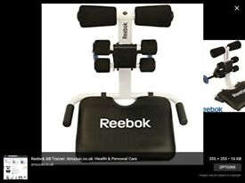 Reebok ab trainer