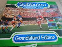 retro rare subbuteo bundle