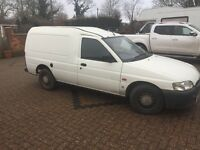 Ford EScort Van For Sale..