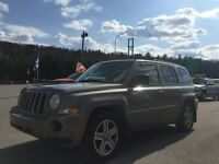 2008 Jeep Patriot NORTH 4X4 GAR.1 AN (44$/SEM)