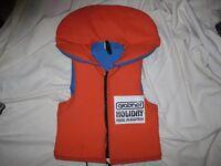 childs buoyancy vest