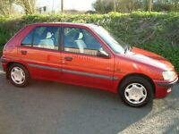 Peugeot 106 1.4 xr ONE OWNER 64,000