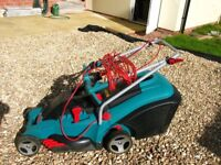 Lawnmower by Bosch.