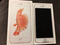 Brand New iPhone 6S PLUS - Unlocked - Rose Gold