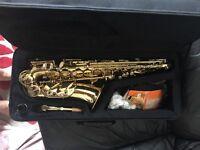 Alto saxophone brand new