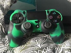 PS4 with one Controller And 6 Games
