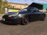 Porsche Boxster 986 S