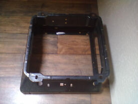 Seat Base For Captain's Chair Suitable For Live-In Vehicle, Campervan Or Motorhome